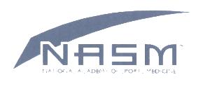 NASM-Logo