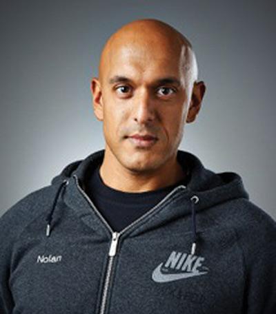 Colchester Fitness Trainer, Nolan Sunnassee